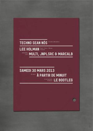 LEE HOLMAN @ CLFT FRANCE