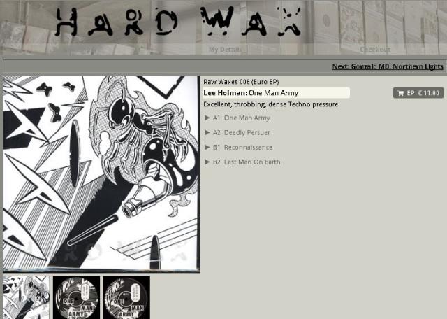 Hardwax